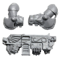 Warhammer 40K Forgeworld Legio Custodes Sagittarum Guard Adrastus Bolt Caliver