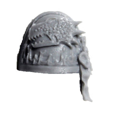 Warhammer 40K Forgeworld Salamanders Shoulder Pad Upgrade I