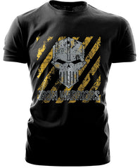 Warhammer 40k Forgeworld Event Only T shirt  Iron Warriors Black