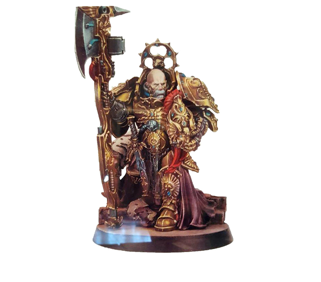 Forgeworld 2017 Forge World Legio Custodes Tribune Ixion Hale Event Only