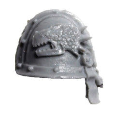 Warhammer 40K Forgeworld Salamanders Shoulder Pad Upgrade J