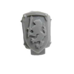 Warhammer 40K Forgeworld Space Marines Dark Angels Contemptor Knee Cap Left