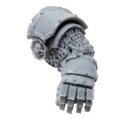 Warhammer 40k Forgeworld Grave Wardens Power Fist A Left Bits Death Guard