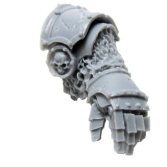 Warhammer 40k Forgeworld Grave Wardens Power Fist E Left Bits Death Guard