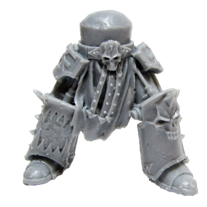 Warhammer 40K Forgeworld World Eaters Khorne Lord Zhufor Legs