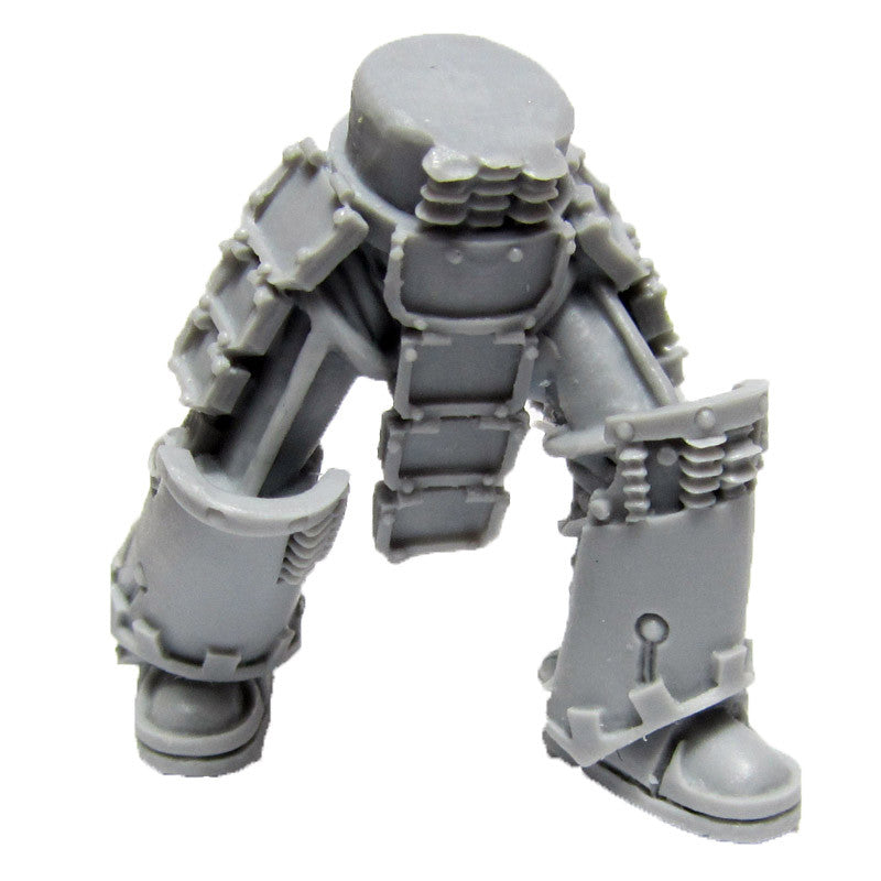 Warhammer 40K Space Marine Forgeworld Iron Hands Gorgon Terminator Legs A