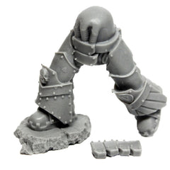 Warhammer 40K Forgeworld Iron Warriors Tyrant Siege Terminators Legs A