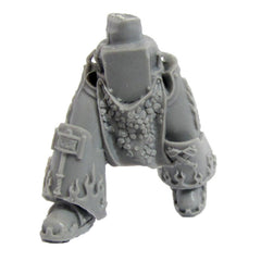 Warhammer 40K Forgeworld Space Marines Salamanders Fire Drake Legs A