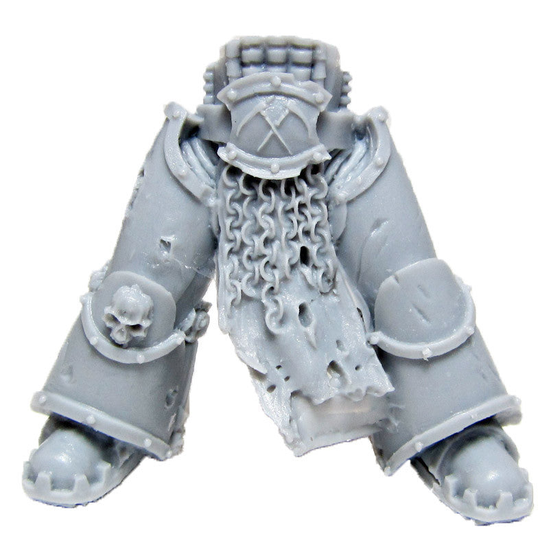 Warhammer 40k Forgeworld Grave Wardens Legs A Bits Death Guard