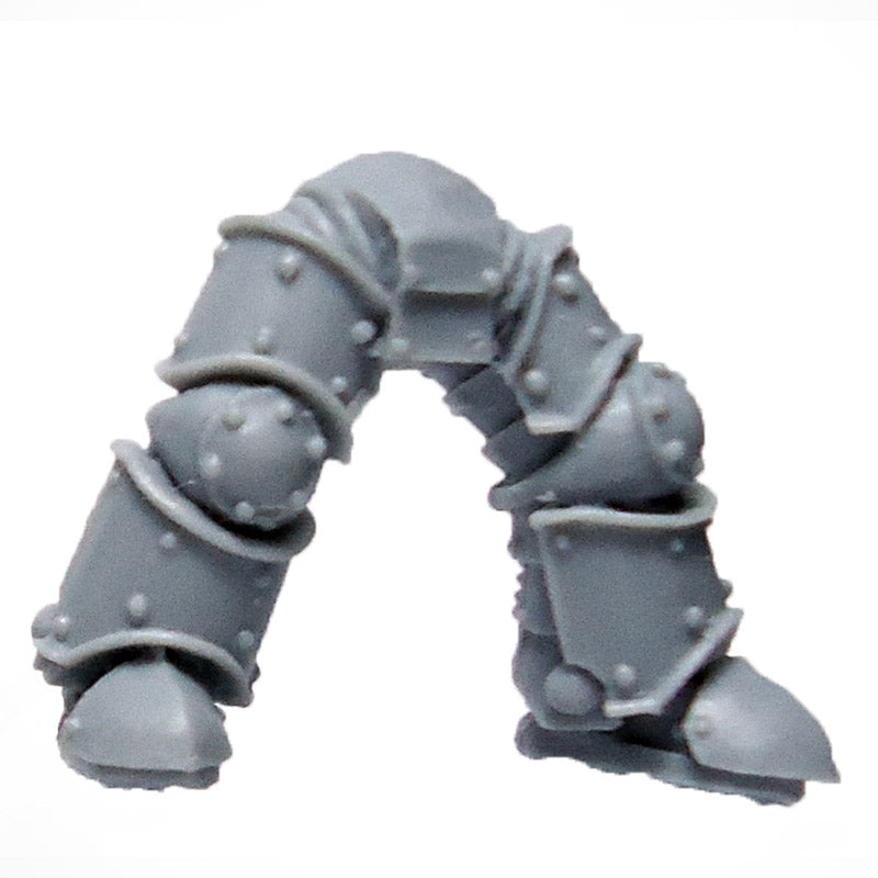 Warhammer 40K Space Marines Forgeworld Legion MKIII Iron Armour Breacher Legs C