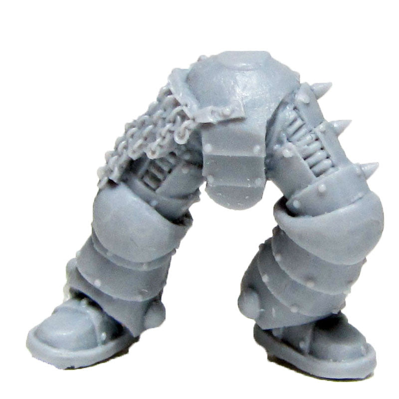 - *BITS* A Shoulder Pad Forgeworld WORLD EATERS LEGION RAMPAGER SQUAD