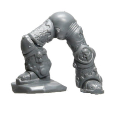 Warhammer 40K Games Workshop Space Wolves Iron Priest Legs