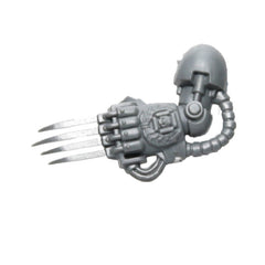 Warhammer 40K Space Marine Terminator Lightning Claws Left A