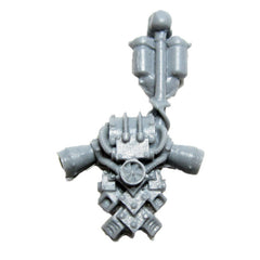 Warhammer 40K Space Marines Forgeworld Legion MKII Apothecary Backpack Bits