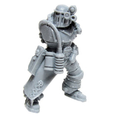 Warhammer 40K Space Marines Forgeworld Legion MKII Apothecary Torso, Legs & Head
