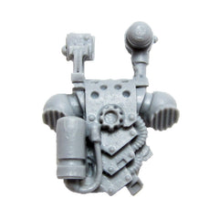 Warhammer 40K Space Marines Forgeworld Legion MKIV Apothecary Backpack Bits