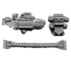 Warhammer 40K Space Marines Forgeworld Mars Pattern Plasma Cannon Bits