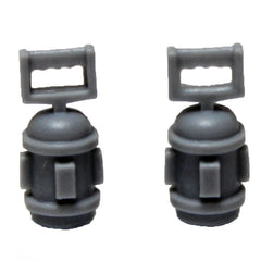 Warhammer 40k Forgeworld Space Marine Raven Guard Dark Fury Melta Bombs x2