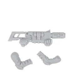 Necromunda Delaque Weapons Set 2 Melta Gun