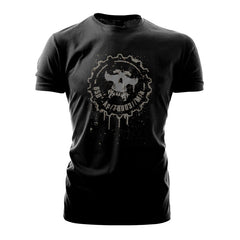 Games Workshop Warhammer World T shirt Necromunda Black