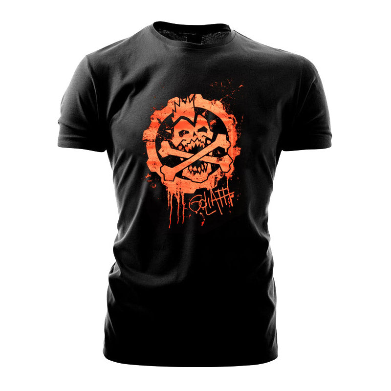 Games Workshop Warhammer World T shirt Necromunda Goliath Black