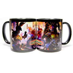Warhammer 40k Games Workshop Warhammer World Necromunda Picture Mug