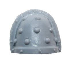 Warhammer 40K Forgeworld World Eater Kharn The Bloody Shoulder Pad A Stud Bits