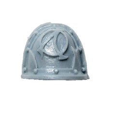 Warhammer 40K Forgeworld Word Bearers Ashen Circle Legion Shoulder Pad A Bits