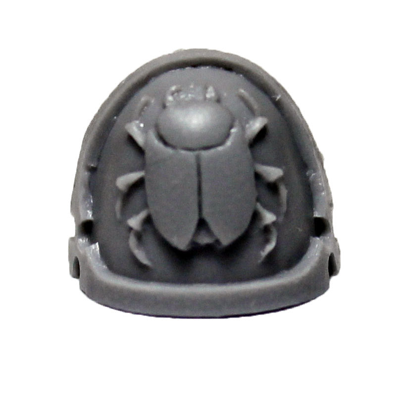 Warhammer 40K Forgeworld Space Marines Thousand Sons Achean Shoulder Pad A