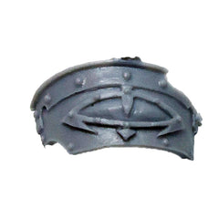 Warhammer 40k Forgeworld Justaerin Terminator Shoulder Pad Left Sons of Horus