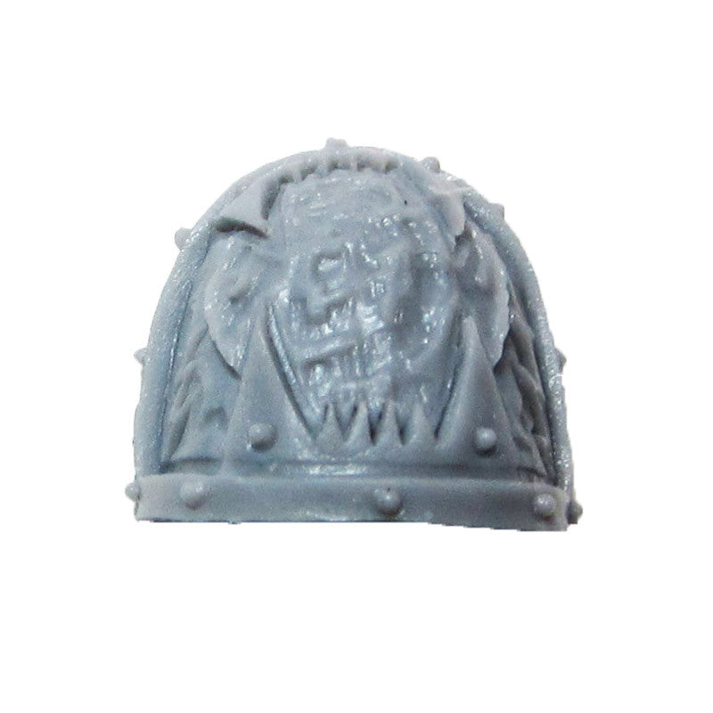 Warhammer 40K Forgeworld World Eater Kharn The Bloody Shoulder Pad B Bits