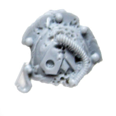 Warhammer 40k Forgeworld Chaos Terminator Death Guard Nurgle Shoulder Pad D Bits