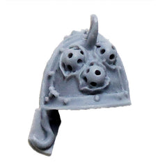 Warhammer 40k Forgeworld Chaos Space Marines Death Guard Nurgle Shoulder Pad D