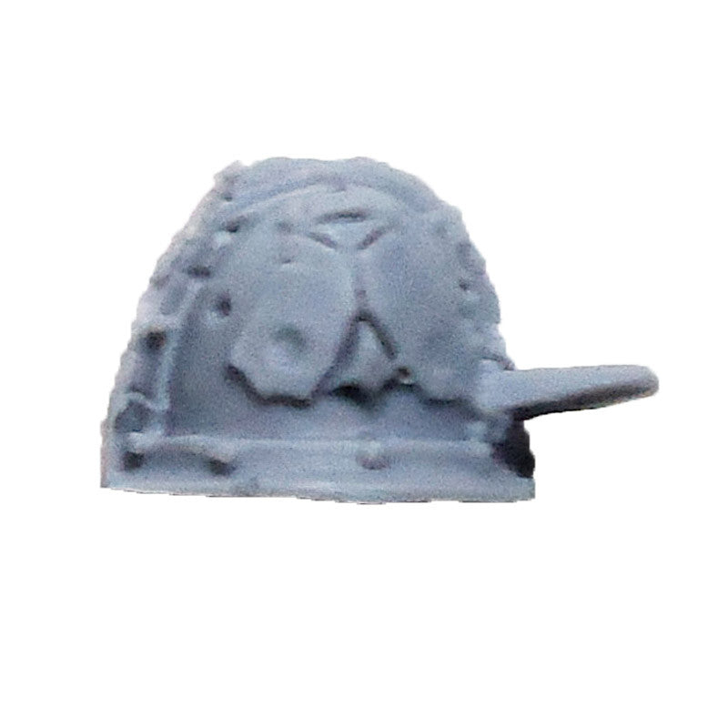 Warhammer 40k Forgeworld Chaos Space Marines Death Guard Nurgle Shoulder Pad E