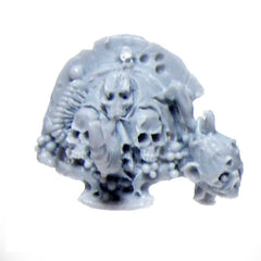 Warhammer 40k Forgeworld Chaos Terminator Death Guard Nurgle Shoulder Pad F Bits