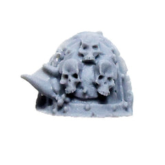 Warhammer 40k Forgeworld Chaos Space Marines Death Guard Nurgle Shoulder Pad H