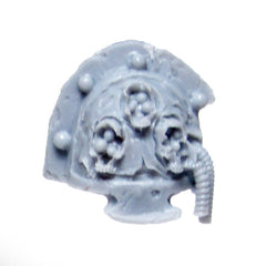 Warhammer 40k Forgeworld Chaos Terminator Death Guard Nurgle Shoulder Pad I Bits