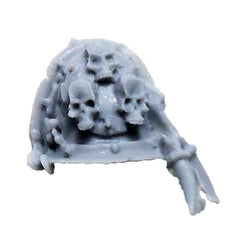 Warhammer 40k Forgeworld Chaos Space Marines Death Guard Nurgle Shoulder Pad I