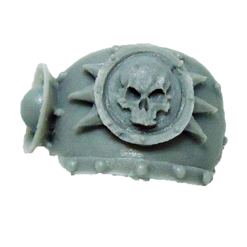 Warhammer 40k Forgeworld Deathshroud Terminator Shoulder Pad Left Death Guard