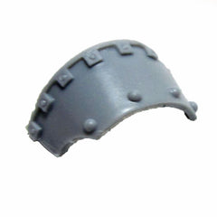 Warhammer 40K Space Marine Forgeworld Iron Hands Iron Father Shoulder Pad Left