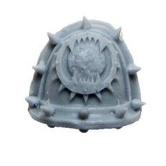 Warhammer 40K Forgeworld World Eaters Rampager Squad Shoulder Pad R Bits