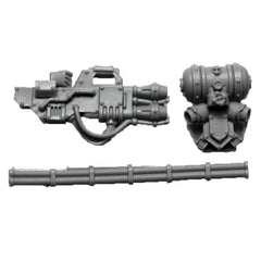 Warhammer 40K Space Marines Forgeworld Phaistos Pattern Heavy Flamer Bits