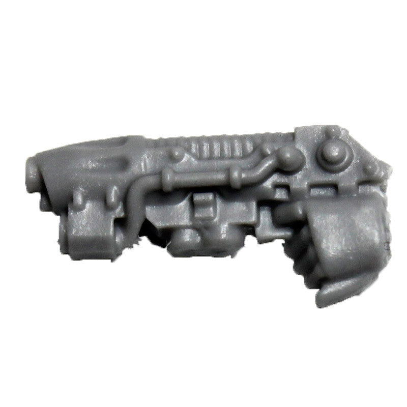 Warhammer 40K Space Marines Forgeworld Legion Moritat Plasma Pistol Left