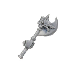 Warhammer 40K Marines Forgeworld Space Wolves Deathsworn Power Axe E