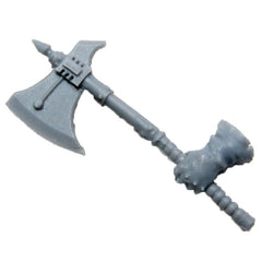 Warhammer 40k Forgeworld Chaos Space Marines Night Lords Raptors Power Axe Bits
