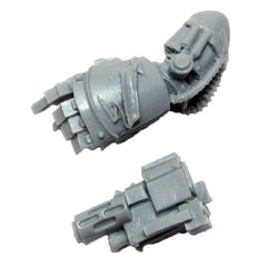Warhammer 40K Forgeworld Imperial Fists Alexis Polux Power Fist Combi Melta