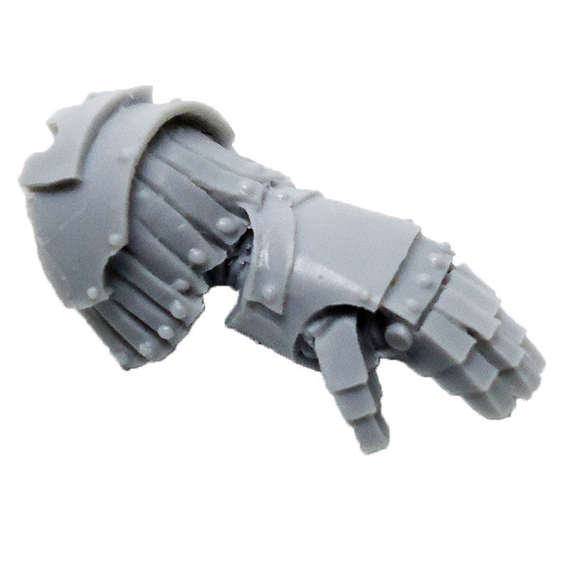 Warhammer 40k Forgeworld Cataphractii Terminator Power Fist  (B) Heresy Bits