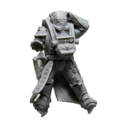 Forgeworld Solar Auxilia Tactical Command Proclaimator Torso Legs
