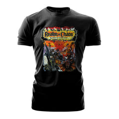 Warhammer 40K World Event Only T shirt Slaves To Darkness Realm of Chaos