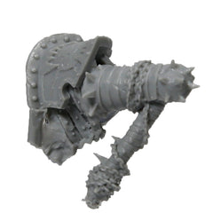 Warhammer 40K Chaos Marines World Eaters Angron Right Arm